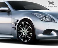 2008-2013 Infiniti G Coupe G37 Duraflex W-1 Fenders