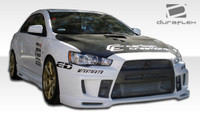 2008-2013 Mitsubishi Evolution X Duraflex GT Concept Body Kit - 4 Pieces
