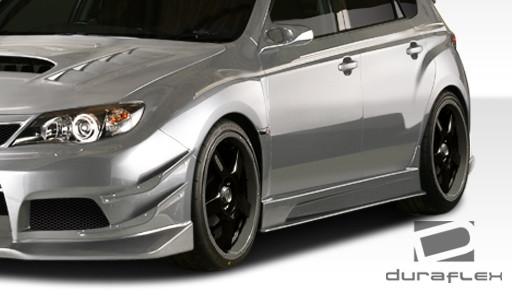 Furious Customs 2008 2013 Subaru Impreza Sti 2011 2013 Impreza Wrx