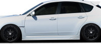 2008-2013 Subaru Impreza STI 5DR 2011-2013 Impreza WRX 4 / 5DR Duraflex C