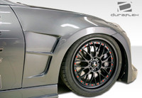 2009-2013 Nissan 370Z Duraflex Hot Wheels Fenders - 2 Pieces