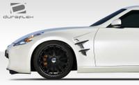 2009-2013 Nissan 370Z Duraflex W-1 Fenders