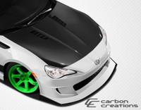 2013-2014 Scion FR-S / Subaru BRZ Carbon Creations Carbon Fiber GT Concept Hood
