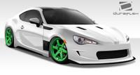 2013-2014 Scion FR-S / Subaru BRZ Duraflex GT Concept Body Kit