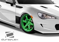 2013-2014 Scion FR-S / Subaru BRZ Duraflex GT Concept Fenders