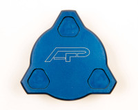 Agency Power Replacement Oil Cap BLUE - WRX  2.0L/2.5L