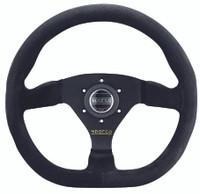 Sparco L360 Steering Wheel in Suede