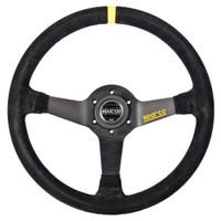 Sparco R345 Steering Wheel in Suede