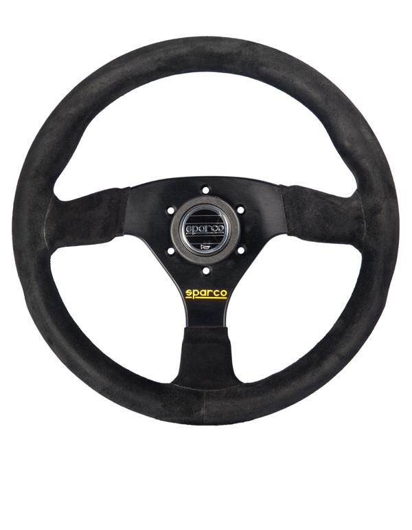 Sparco R383 Steering Wheel in Suede
