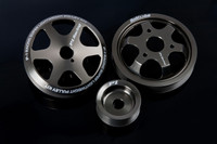 Buddy Club P1 3 Piece Pulley Kit - Scion FR-S / Subaru BRZ