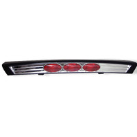 Mazda RX7 93-01 Euro Style Trunk Tail Lights - Chrome