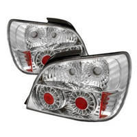 Subaru Impreza WRX / Sti 02-03 4Dr (Not Fit Wagon) LED Tail Lights - Chrome