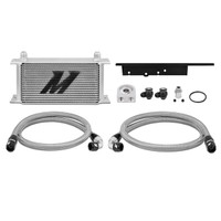 Mishimoto Direct Fit Oil Cooler (Thermostatic) - Nissan 350Z / Infiniti G35 Coupe