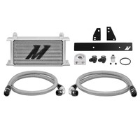 Mishimoto Direct Fit Oil Cooler (Thermostatic) - Nissan 370Z / Infiniti G37 Coupe