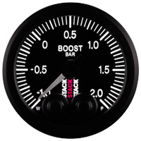 Stack Pro-Control Boost Pressure Gauge - -1 to +2 Bar - 52mm
