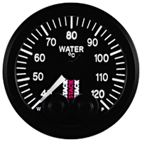 Stack Pro-Control Water Temperature Gauge - 40-120 Degree C - 52mm