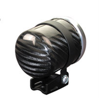 Stack Pedestal Mount Kit for 52mm Gauge - Carbon Fiber
