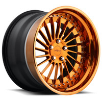 Rotiform 3 Piece Forged IND-T Wheel
