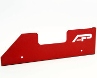 Agency Power Alternator Cover RED - Subaru  WRX 08+