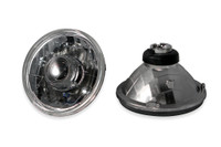 "Dapper Lighting 7"" Chrome Projector Headlight Kit"