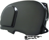 Carbign Craft Carbon Fiber Cam Gear Cover - Mitsubishi Evo VIII / IX