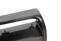Carbign Craft Carbon Fiber Hood Scoop - Mitsubishi Evo X