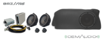OEM Audio Plus System Reference 400CF - Scion FR-S / Subaru BRZ