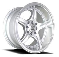 NS DC01 Wheel - Silver