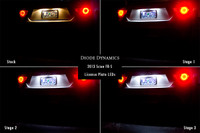 LED License Plate Light - Scion FR-S / Subaru BRZ