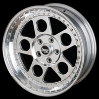 Image Billet 3 Piece Wheel - Billet 1
