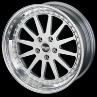 Image Billet 3 Piece Wheel - Billet 27