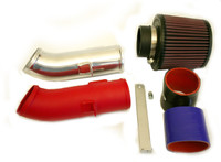 Agency Power Short Ram Intake Kit POLISHED - Subaru WRX/STI 02-07