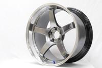 "Advan Racing GT Wheel - 19x10.5"""