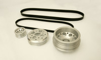 Agency Power Underdriven Pulley Kit - Nissan 350Z/G35 03-06