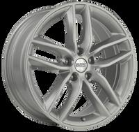 BBS SX 18x8 5x114.3 ET40 Sport Silver Wheel -82mm PFS/Clip Required