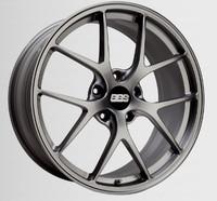 BBS FI 19x12 5x130 ET50 CB71.6 Satin Titanium Wheel