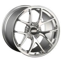 BBS FI 19x8.75 5x108 ET18 CB67 Ceramic Polished Wheel