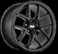 BBS FI-R 20x9.5 5x120 ET22 CB72.5 Satin Black Wheel
