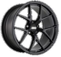 BBS FI-R 19x9.5 5x120 ET22 CB72.5 Satin Black Wheel