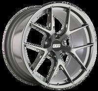 BBS FI-R 19x9.5 5x120 ET22 CB72.5 Gloss Platinum Wheel