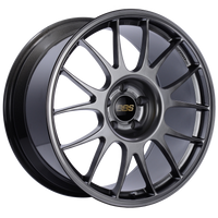 BBS RE 20x8.5 5x114.3 ET25 Diamond Black Wheel -82mm PFS/Clip Required