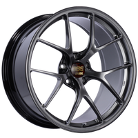 BBS RI-D 20x10 5x120 ET34 Diamond Black Wheel -82mm PFS/Clip Required