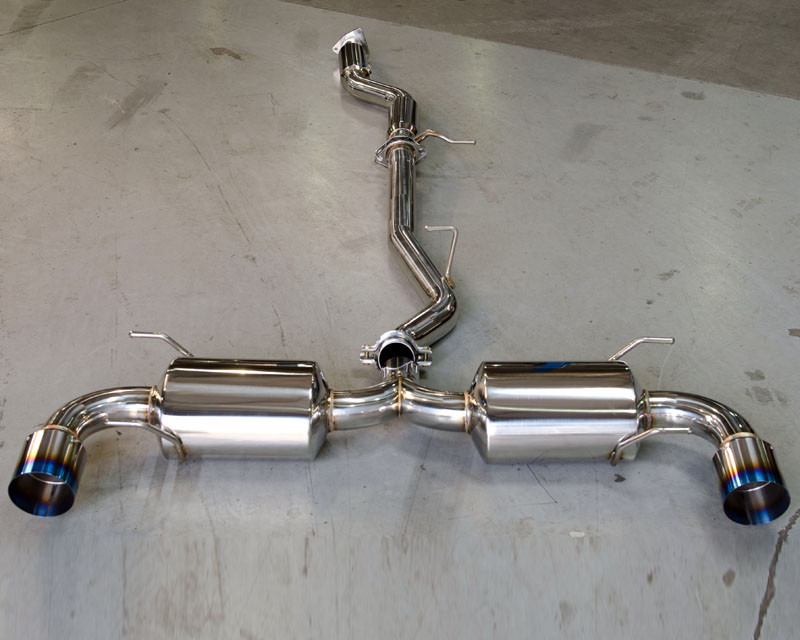 Agency Power Catback Exhaust Stainlessblue Mazda Rx8: 2004 Mazda 6 Cat Back Exhaust At Woreks.co