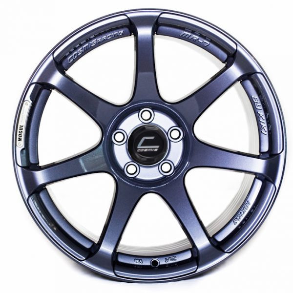 Cosmis Racing MR7 Wheel in Gunmetal