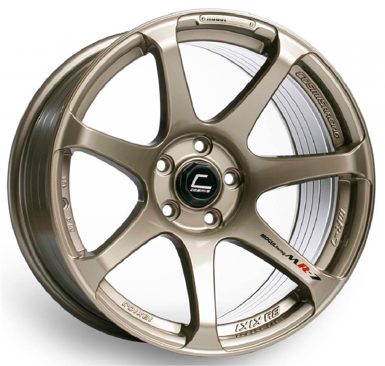 Cosmis Racing MR7 Wheel in Bronze