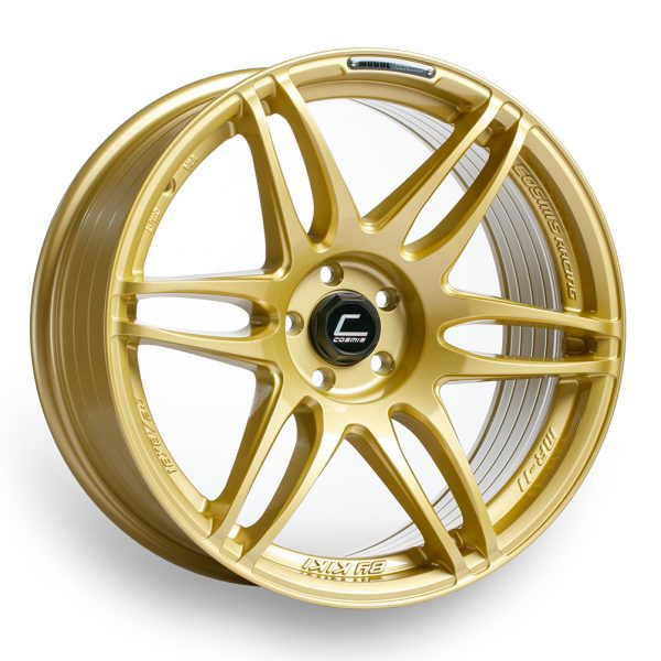 Cosmis Racing MRII Wheel - Gold