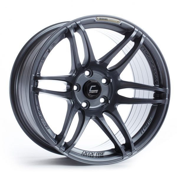 Cosmis Racing MRII Wheel - Gun Metal