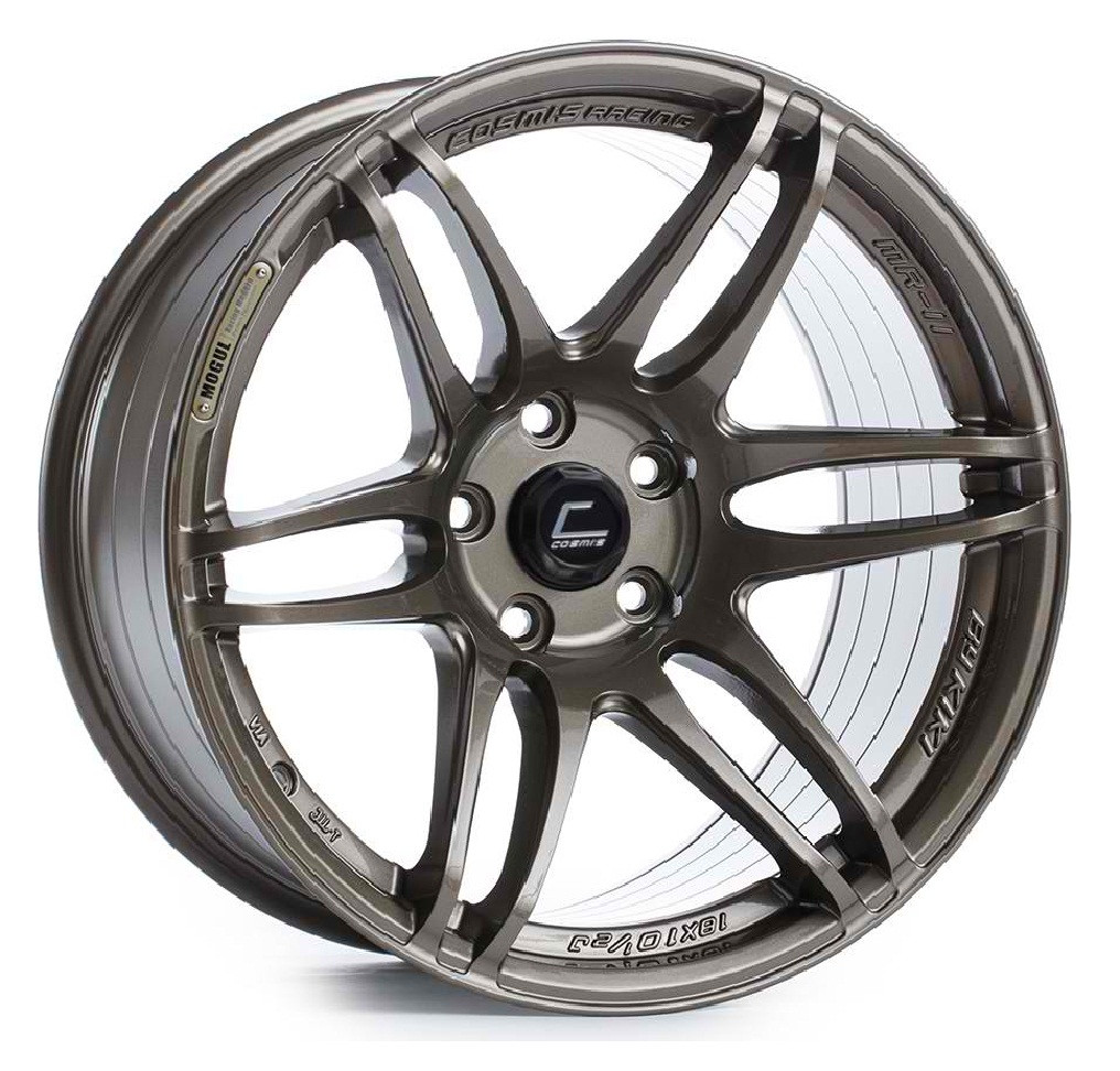 Cosmis Racing MRII Wheel - Bronze