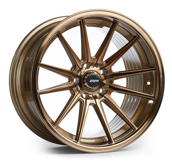 Cosmis Racing R1 Wheel - Hyper Bronze