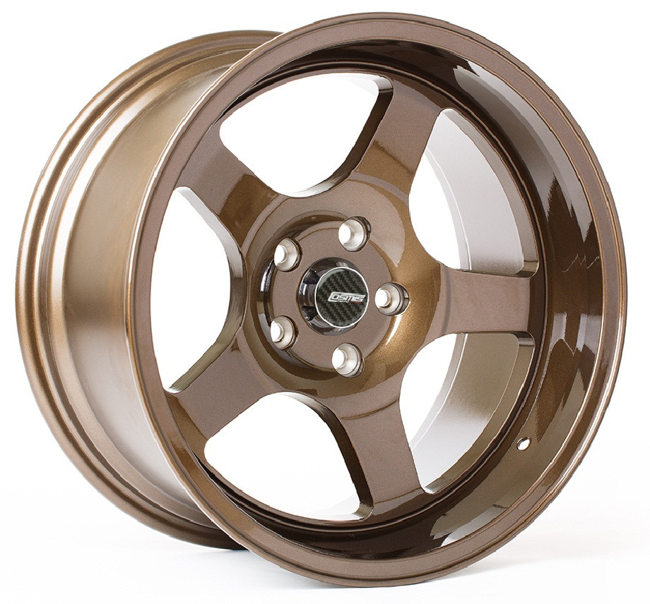 Cosmis Racing XT-005R Wheel in Bronze